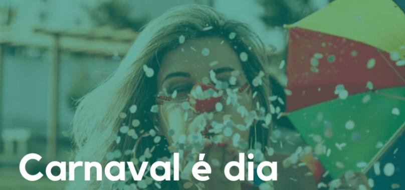 Carnaval é dia de trabalho ou de folia?