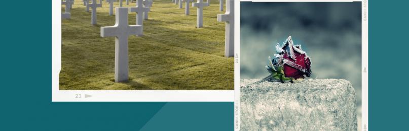 O que foram fazer no cemitério